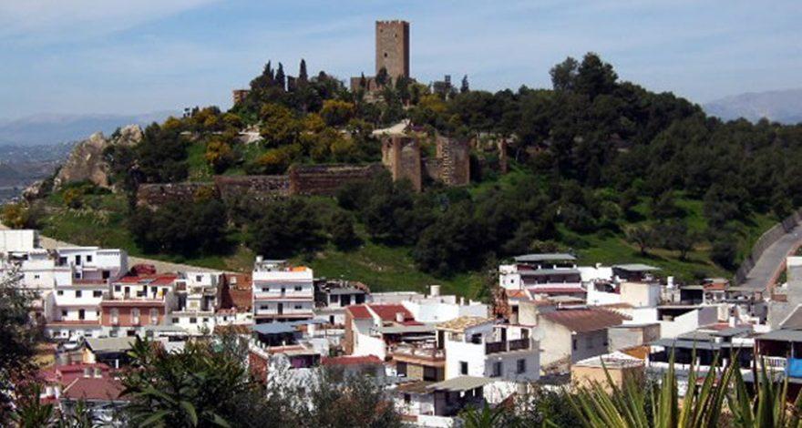 Foto del Castillo de Vélez-Málaga