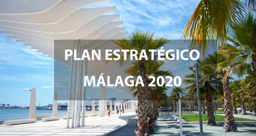 Plan estratégico Málaga 2020
