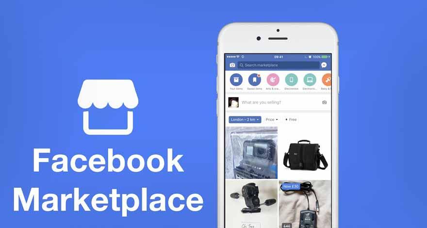 cómo funciona el marketplace de facebook