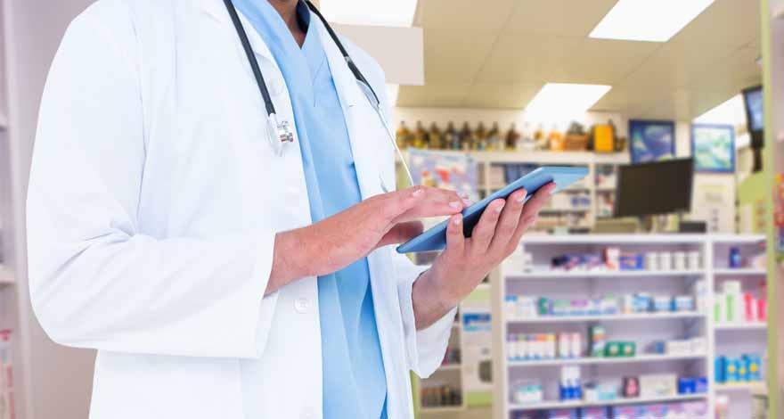 estudio de mercado de la Industria Farmacéutica