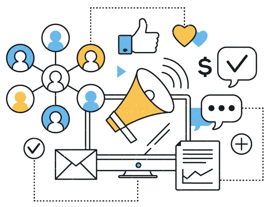 estudio de mercado sobre medios de comunicación