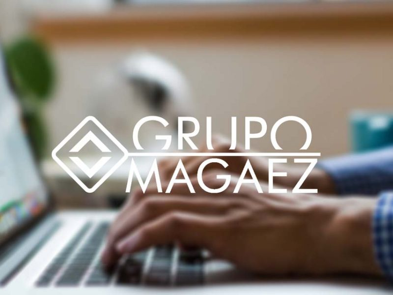 Logo de Grupo Magaez