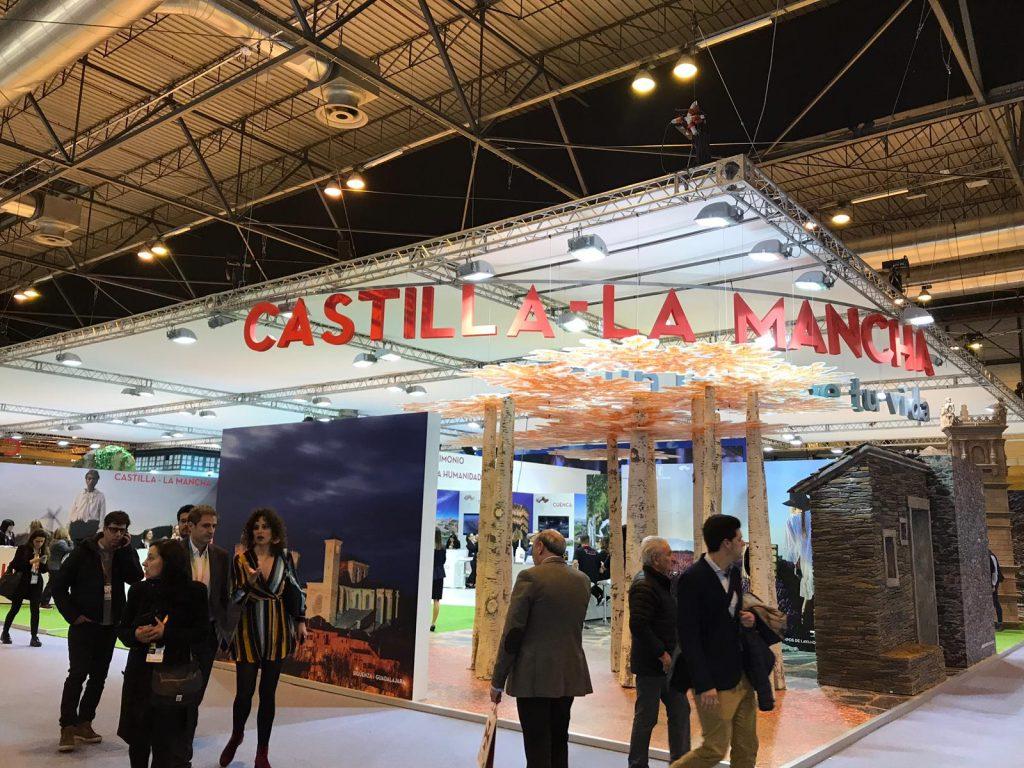 Castilla La Mancha FITUR 2019
