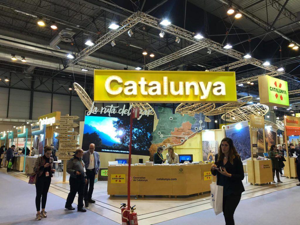 Cataluña FITUR 2019