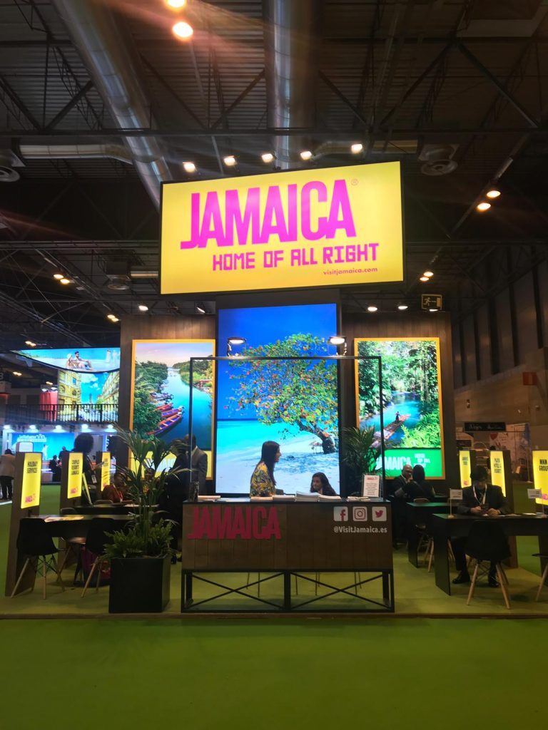 Jamaica FITUR 2019