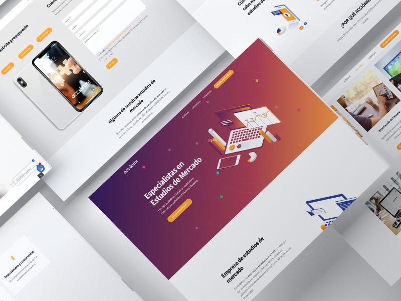Landing Page for Ads