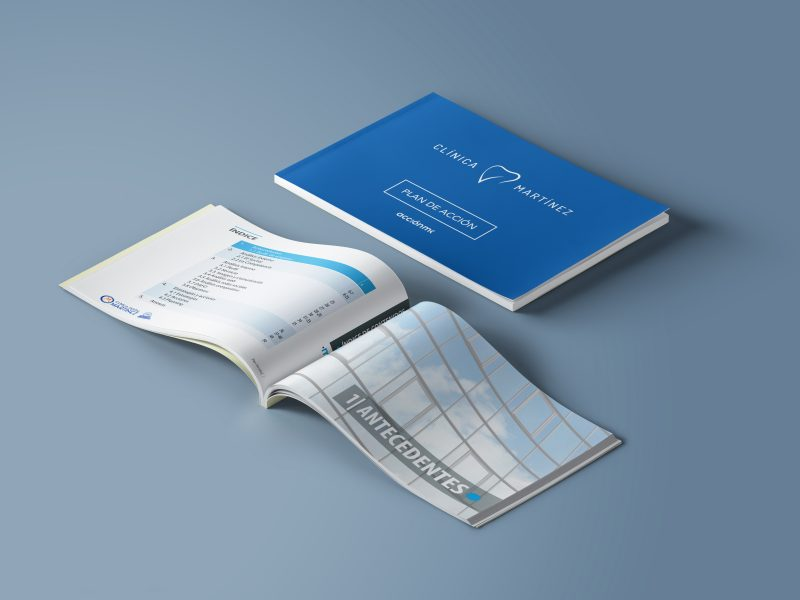 Strategic Marketing Plan for a dental company