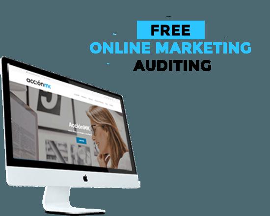 Online Marketing Auditing