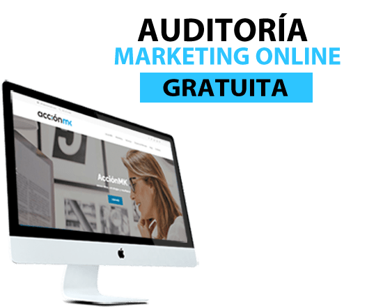 Auditoría de marketing digital gratuita
